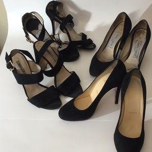 Christian Louboutin Shoe Bundle